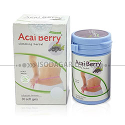 ABC Acai Berry From M.G.L (Segel Kotak)
