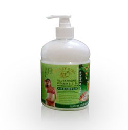 Beauty Girl Glutathione (Whitening Body Lotion)