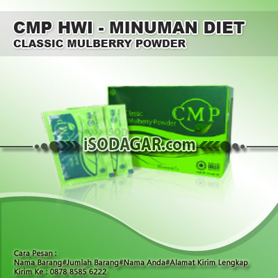 CMP Diet – Chlorophyl Mint Powder