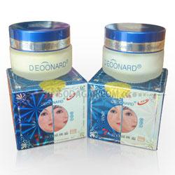 Deoonard 7 Days Whitening Cream (Krim Pemutih Wajah)