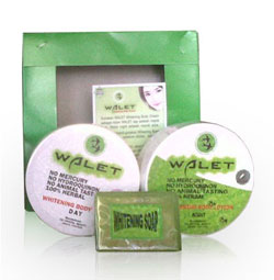 DERMA WALET WHITENING BODY LOTION