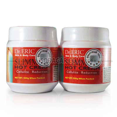 Dr. Eric Slimming Hot Cream 500 gram