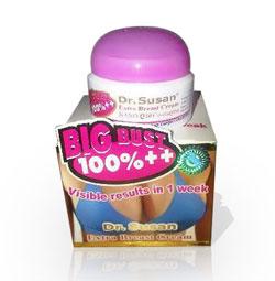 Dr Susan Extra Breast Cream  (Pembesar Payudara)