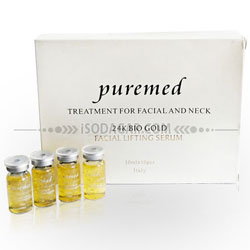 PUREMED SERUM GOLD ( Serum Italy )