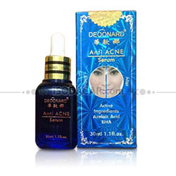 SERUM DEOONARD BIRU ANTI ACNE 30ml