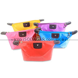 TAS DOMPET KOSMETIK (Rainbow Cosmetic Pocket)