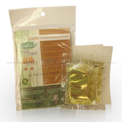 BAMBOO GOLD FOOT PATCH