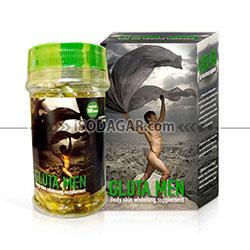GLUTAMEN BODY SKIN (Supplement Pemutih Tubuh)