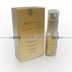 Serum Gold Whitening (Vit C+Vit E+Collogen+A-HA)
